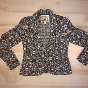 Anthropologie Chelsea And Violet Blazer Sweater S